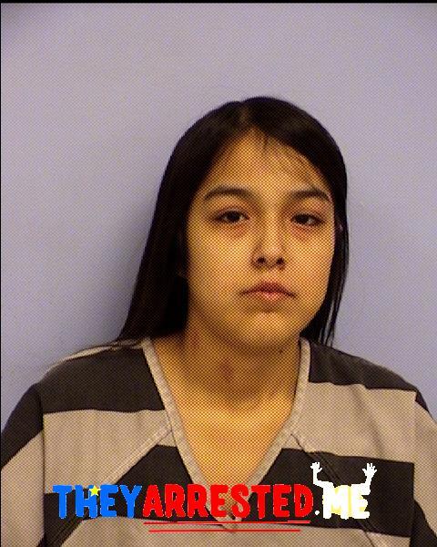 Alyssa Zapata (TRAVIS CO SHERIFF)