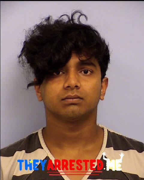 Aryavir Munshi (TRAVIS CO SHERIFF)