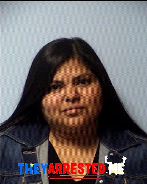 Gabriela Segura (TRAVIS CO SHERIFF)