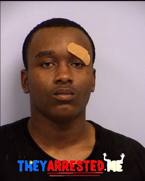 Jamal Patterson (TRAVIS CO SHERIFF)