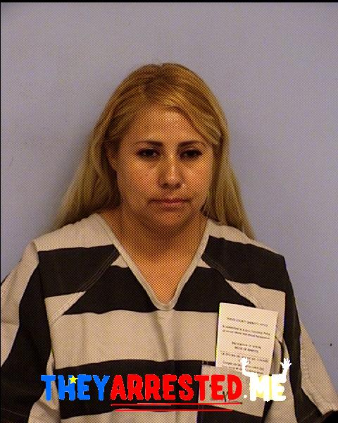 Ma Audelia Romero Saucedo (TRAVIS CO SHERIFF)