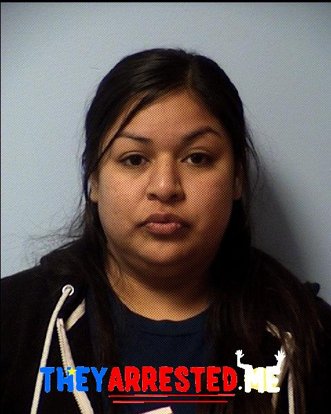 Monica Gonzalez (TRAVIS CO SHERIFF)