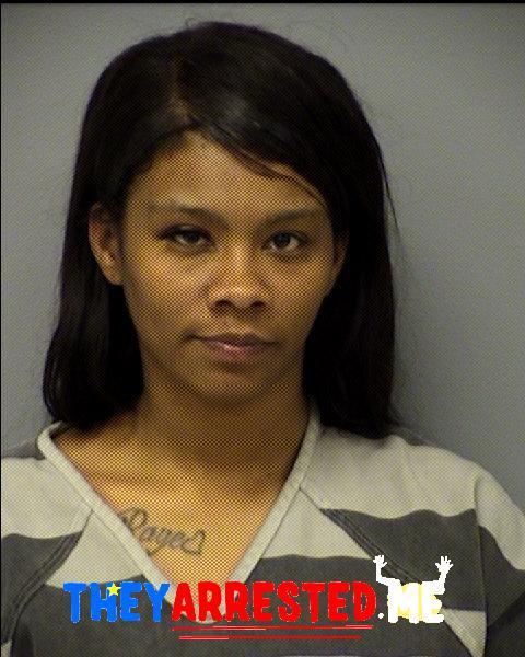 Tashina Williams (TRAVIS CO SHERIFF)