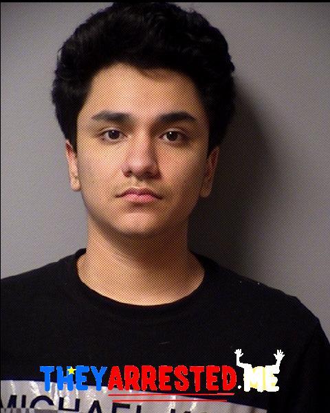 Brandon Cruz (TRAVIS CO SHERIFF)