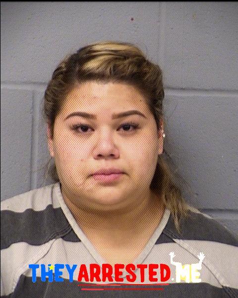 Maribella Hernandez Baza (TRAVIS CO SHERIFF)