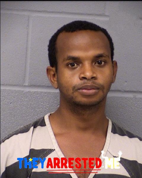 Mamado Diallo (TRAVIS CO SHERIFF)