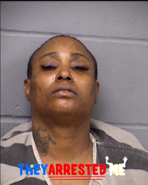 Bodesha Garner (TRAVIS CO SHERIFF)