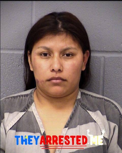 Maria Caudillo-Delgado (TRAVIS CO SHERIFF)