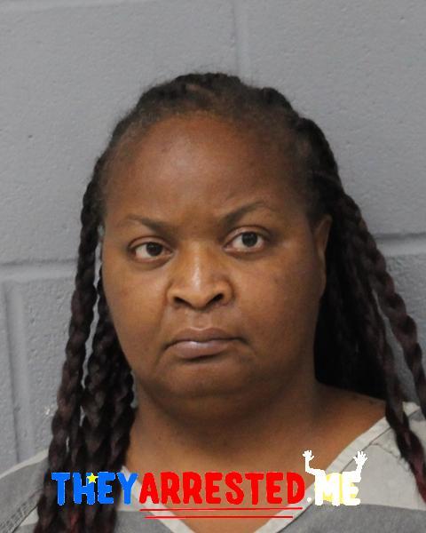 Navasha Byrd (TRAVIS CO SHERIFF)
