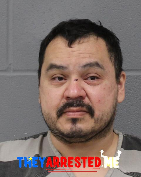 Damien Carrizales (TRAVIS CO SHERIFF)