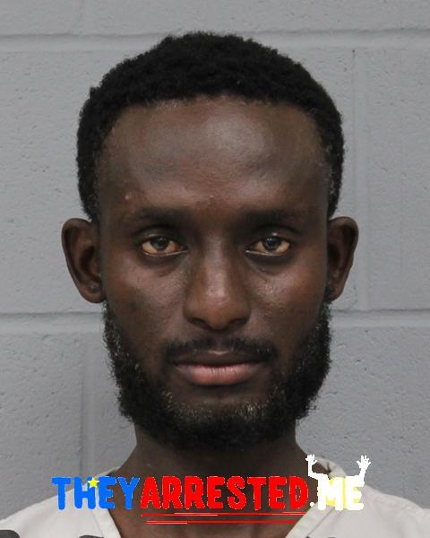 Sampson Fianko (TRAVIS CO SHERIFF)